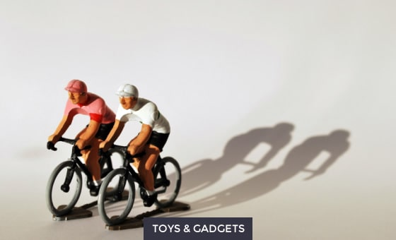 cycling toys and souvenirs gifts for men and women