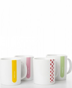 Grand Tour Cycling Mug Geschenk-Set