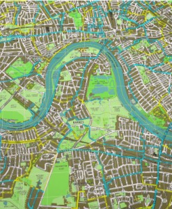 London Cyclist Map V1