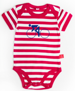 Stripey_Babygrow_Red