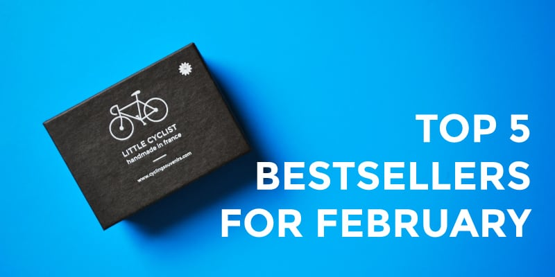 Bestselling gifts from Cycling Souvenirs, including Little Cyclists and retro espresso cups