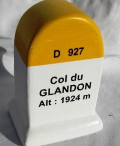 Col du Glandon Road Marker Model