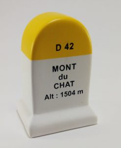 Mont du Chat Road Marker Model