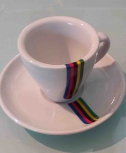 World Championships Espresso Cup and Saucer