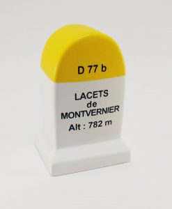 Lacets de Montvernier Road Marker Model
