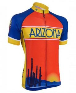 Retro Hawaii Cycling Jersey