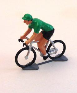 Green-mini-cyclist