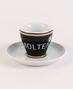 molteni arcore espresso cup with saucer