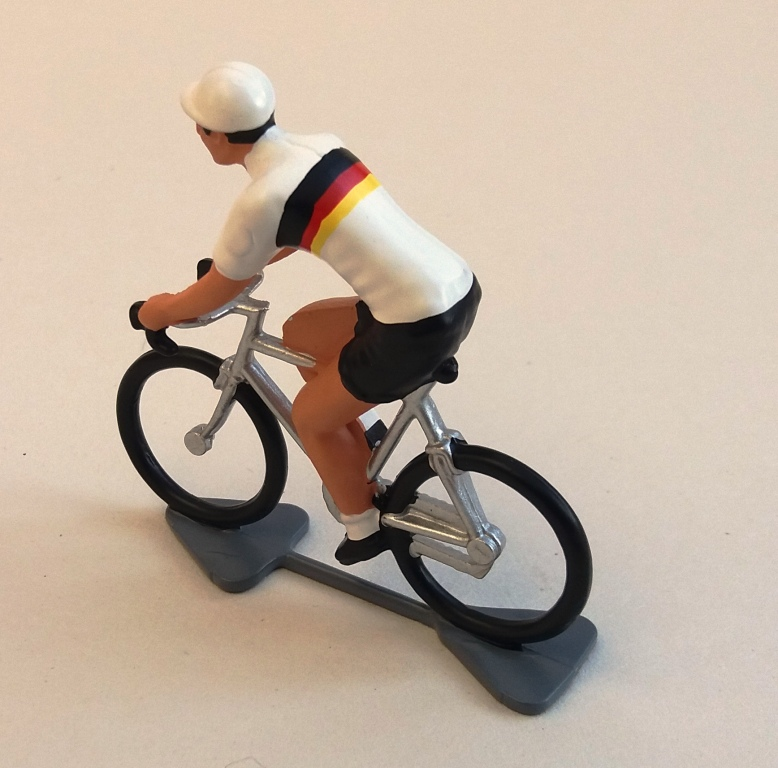 Handmade Little Cyclists Fonderie Roger | Cycling Souvenirs