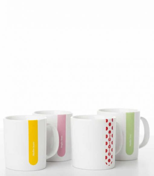 grand tour cycling mug gift set