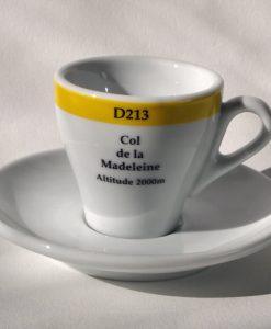 Col de la Madeleine Espresso Cup