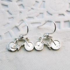 cykel øreringe