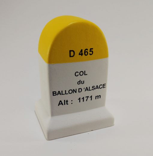 Ballon Alsace Road Marker Model