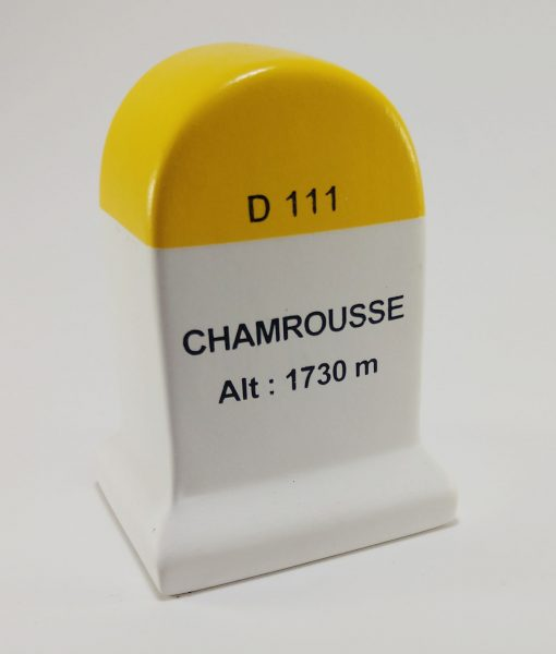 Chamrousse Road Marker Model