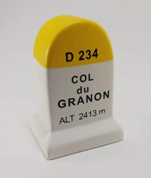 Col du Granon Road Marker Model