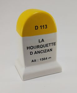 Hourquette d'Anzican Road Marker Model