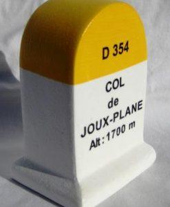 Col de Joux Plane KM Marker Model