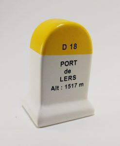 Port de Lers Road Marker Model