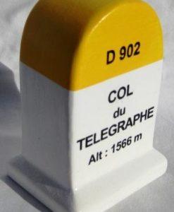 Col du Telegraphe KM Marker Model