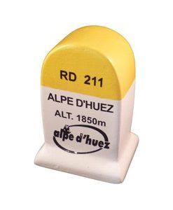 alpe-d-huez Road Marker model