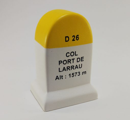 Col Port de Larrau Road Marker Model