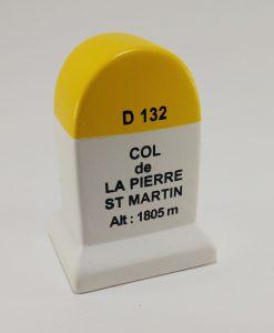 Col del la Pierre St Martin Road Marker Model