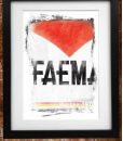 Faema Cycling Poster