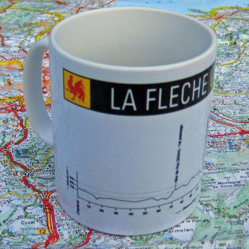 La Fleche Wallonne bike mug