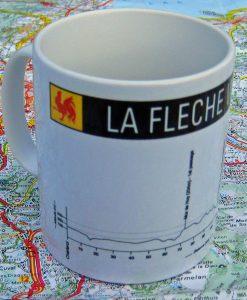 La Fleche Wallonne Fahrrad Becher