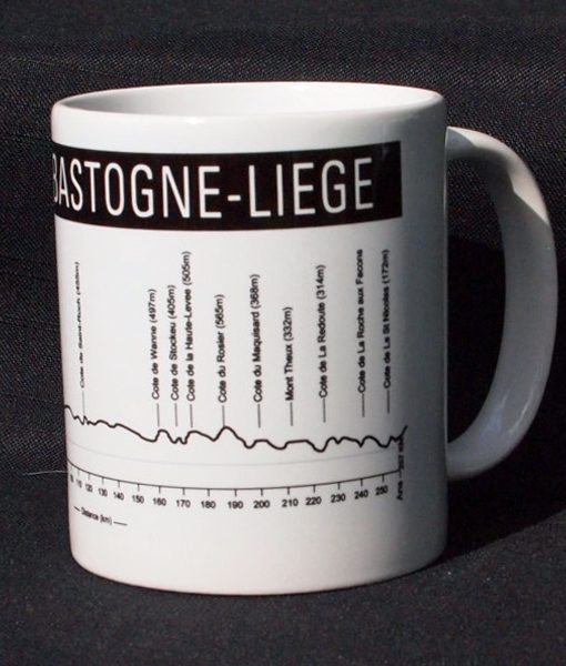 La Doyenne Bike Mug