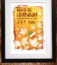 Giro di Lombardia Print