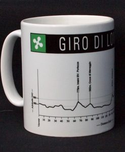 Il Lombardia Bike Mug