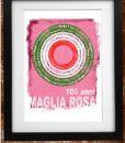 Maglia Rosa Print