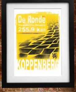 Tour of Flanders Print