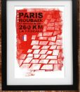 Paris Roubaix Print