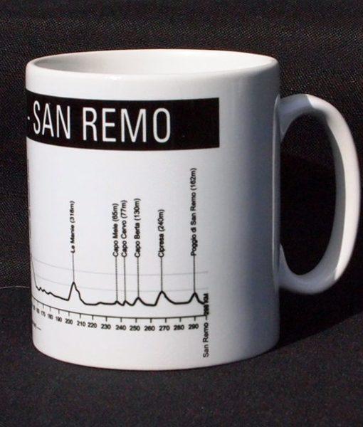 Milan - San Remo Bike Mug