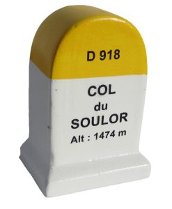 Col du Soulor Road Marker Model