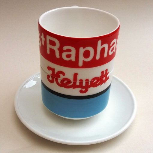 St Raphael stacking cup set