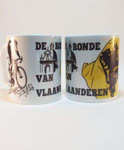 Tour of Flanders Bike Mug