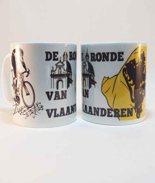 Tour of Flanders Fahrrad Becher