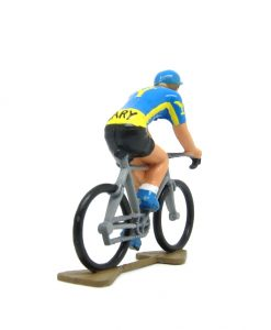 personalised model cyclist