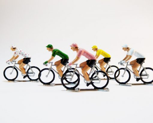 Grand Tour Cyclist Models