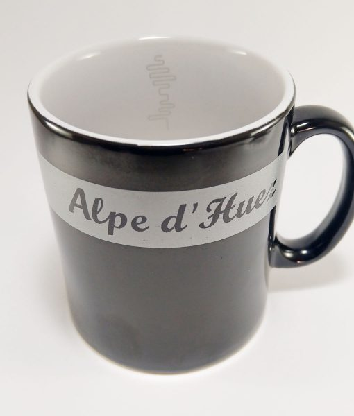 Alpe Huez Cycling Becher