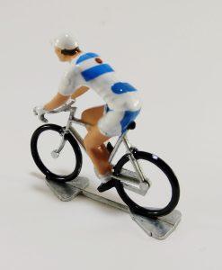 Argentinien Radfahrer Modell