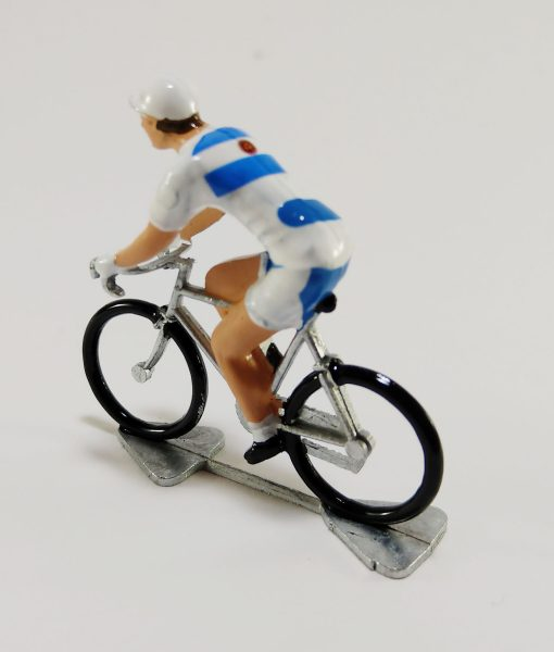 Modelo ciclista Argentina