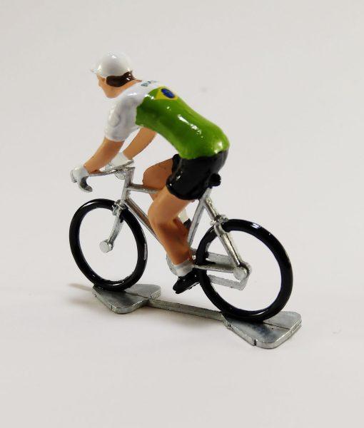 Brasilien cyklist model 1