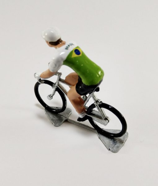 Brasilien cyklist model