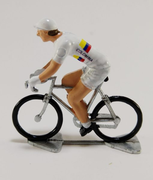Colombia Cyclist Model