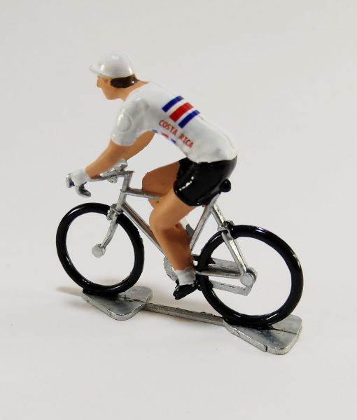 Costa Rica Cyclist Model