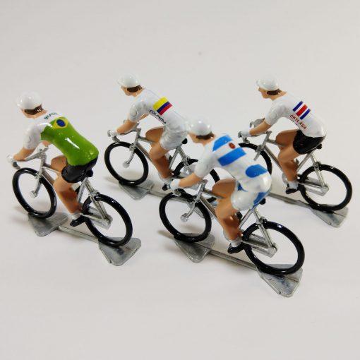 Latin America Mini Cyclist Group 1
